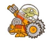 小小帝国电锯铁人LV1解析