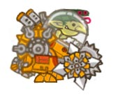 小小帝国电锯铁人LV4解析