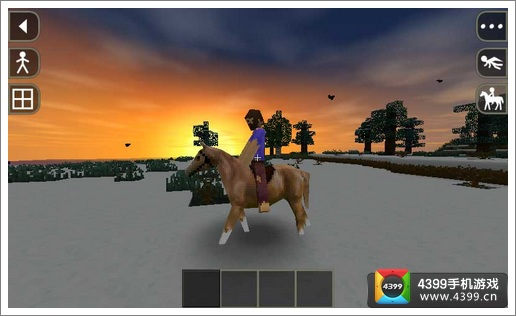 生存战争怎么骑马