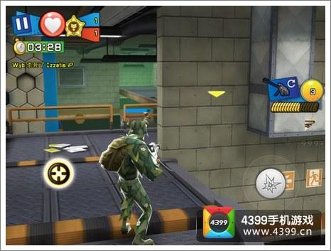 超级士兵狙击位技巧