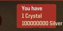 子弹时间无限银币水晶 内购修改破解攻略