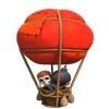 部落冲突4本气球兵