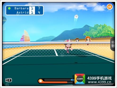 3D羽毛球2评测