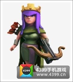 部落战争弓箭女王详解