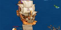 请叫我海盗加勒比传奇攻击其他海盗船有什么用