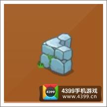摩尔庄园豪华版石头墙