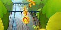 《地铁冲浪》最新版本以北京为背景