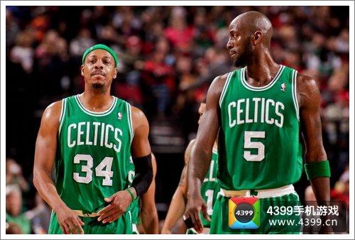 NBA梦之队球员关系之二老