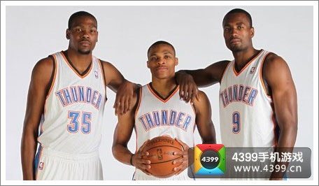 NBA梦之队球员关系之三少