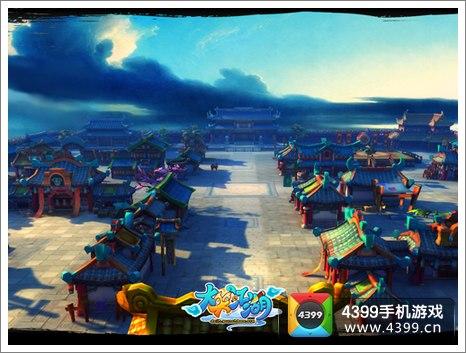 大笑江湖画面