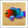 捕鱼达人彩色鱼