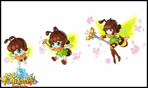 卡布仙踪仙女蜂