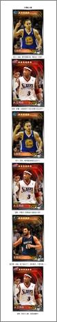 NBA梦之队卡牌