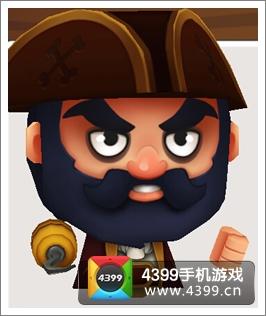 提基猴子胡子船长