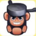 提基猴子煎饼猴