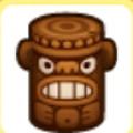 提基猴子木头刚果猴