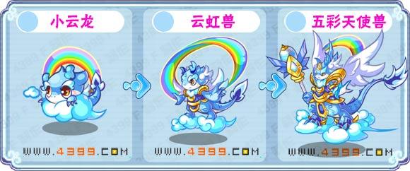 卡布西游五彩天使兽刷什么 练级