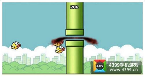 《Flappy Bird》版本更新 增加新鸟新主题