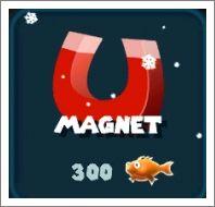 极地探险磁铁道具