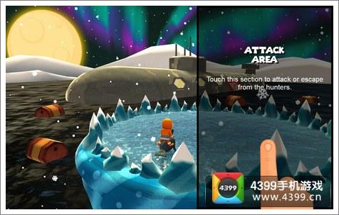 极地探险游戏操作