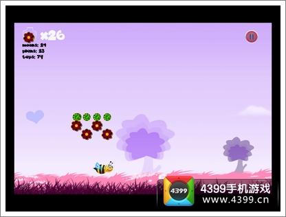 Flappy Bee怎么得高分
