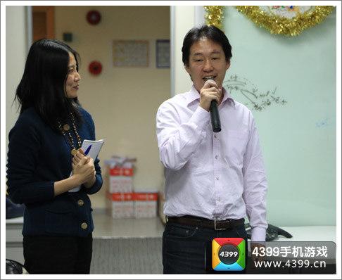 DeNA集团CEO守安功亲赴上海肯定王勇先生及中国管理团队过往业绩