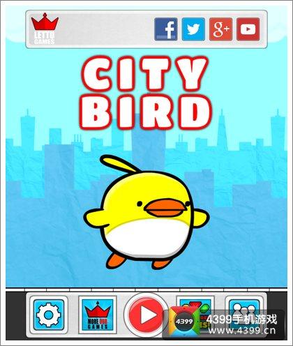 city bird技巧