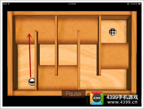3D木制迷宫第5关怎么过