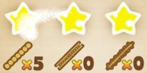 蓬蓬新世界怎么算分 怎么得三星