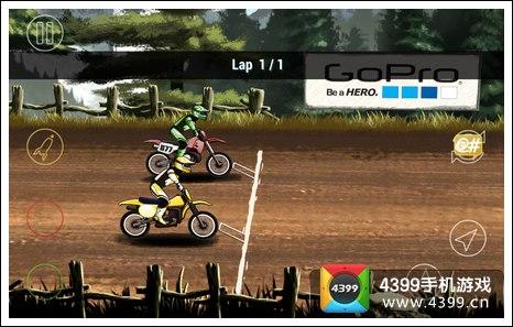 疯狂摩托车技2