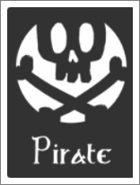 冒险大陆卡牌海盗