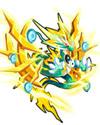 龙斗士雷鸣天龙技能表 雷鸣天龙属性图 雷鸣天龙图鉴