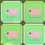 迪斯科动物园猪