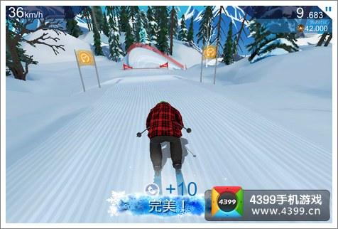 FRS滑雪越野赛极速攻略