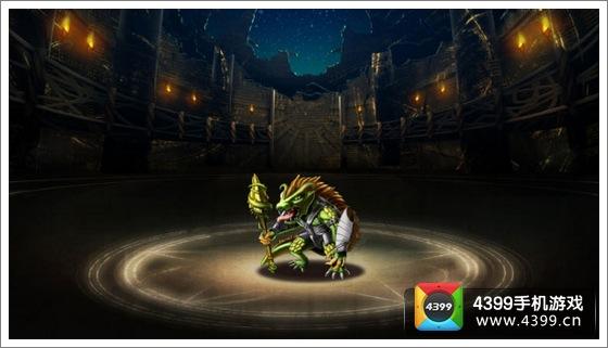 神魔之塔森林蜥蝪战士图鉴 森林蜥蝪战士属性