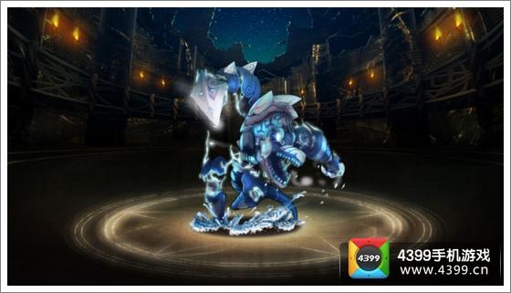神魔之塔冰耀巨鳄图鉴 冰耀巨鳄属性