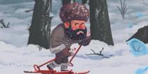 保�_滑雪�高分攻略 怎么得高分