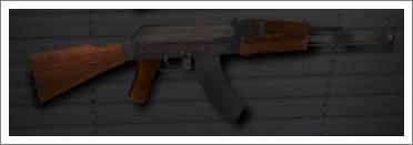 射击对决AKF8步枪