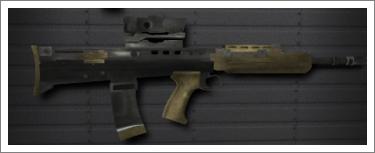 射击对决AR34 步枪