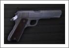 射击对决DD45手枪