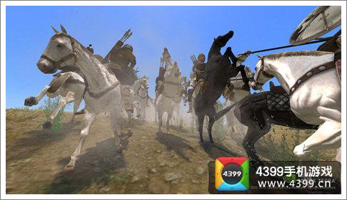 英伟达将骑马与砍杀带上安卓平台