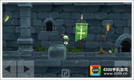 伊格尼斯城堡探险躲避手里剑