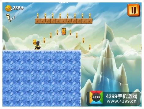企鹅大冒险游戏中的英文字母有什么用