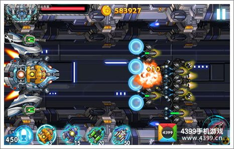 F17银河炮击攻略