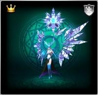 神之刃冰雪女王