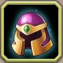 刀塔传奇武士头盔