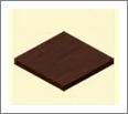 魔法宝贝深褐色木地板