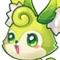 全民精灵绿木鼠