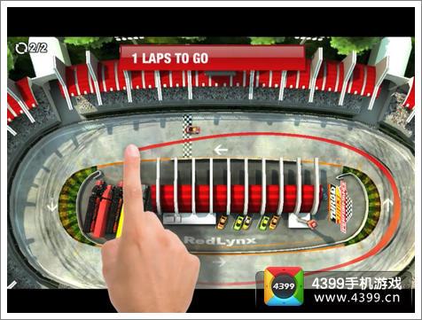 指间赛车2操作