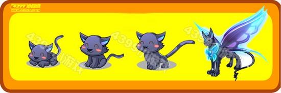 奥比岛小精灵-星月圣兽进化图鉴及获得方法